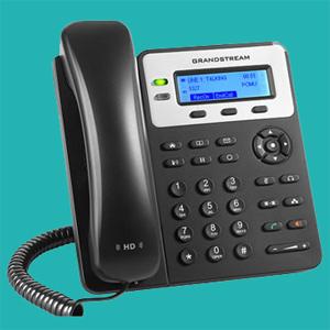 Teléfono IP GXP1620/25